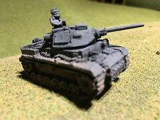 1/100th (15mm) WWII German Panzer III J with CO Model in Panzer Grey