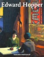 Edward Hopper (Taschen Portfolio S.) Hardback Book The Fast Free Shipping