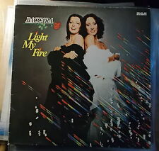 BACCARA  INDIA  LP: LIGHT MY FIRE (PL 28330)