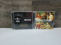 Simple Plan Cd Lot Of 2 Still not getting any and MTV hard rock live