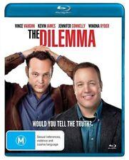 The Dilemma (Blu-ray, 2017)