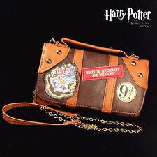 Harry Potter Bag Hogwarts PU School Badge Wallet Shoulder bag Handbags Christmas