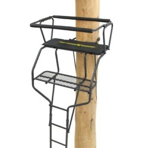 18 Ft 2-Man Large Ladder Stand