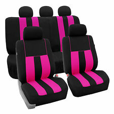 Car Seat Covers for Auto Vehicle Stripe for Honda GMC Ford Toyota Kia Nissan etc