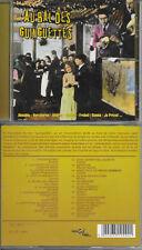 CD - AU BAL DES GUINGUETTES avec AIMABLE, MARCEL AZZOLA, JO PRIVAT, ANNIE CORDY