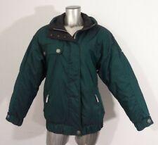 Roffe women's insulated snow ski winter jacket green 6