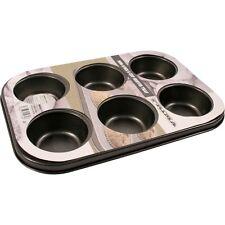 Non Stick Non stick Deep Muffin Large Cupcake Bun Cup Cake Tin Tray