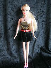 Barbie Clone Doll, ningún mattel, de colección de resolución