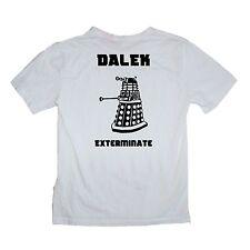 DALEK Time Lord Rassilon TARDIS Dr Who Master Shirt - Sizes S-XL Various Colours
