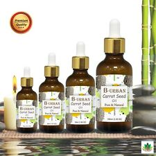 CARROT SEED OIL 100% NATURAL PURE  ESSENTIAL OILS 15ML TO 1000ML