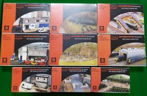 Gaugemaster Fordhampton plastic Kits -  OO Gauge - BNIB