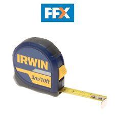 Irwin irw10507787 Standard Pocket Tape 3m/10ft gekrempelt