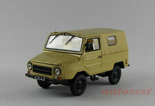 1:43 Russian jeep LUAZ-969M & mag №34 Cars USSR