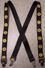 "Suspenders Children 1""x30"" FULLY Elastic Mixed Faces NEW"