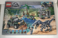 Lego 75935 Baryonyx Face Off Treasure Hunt 434 Pieces Building Block Constuction