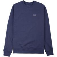 Patagonia - P-6 Label Uprisal Sweatshirt - navy blau - NEU & OVP ( 39543 )