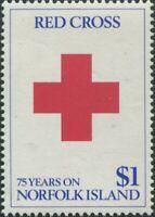 Norfolk Island 1989 SG469 $1 Red Cross MNH