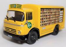Camion de Reparto Barreiros Saeta 35 (Año 1964)  - Bebidas Kas -   (Escala 1/43)