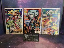 3-X-Force #40 57 #3 Annual Marvel Comics Sinister X-Man