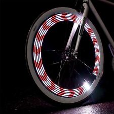 MONKEY LIGHT M210 - 80 LUMEN-LED BIKE WHEEL SPOKE LIGHT ACCESSORI IMPERMEABILE