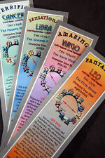 Fundraising packs /Charities/120 'Retro' Astro Bookmarks only 10p each rrp £1