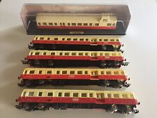 X 3800 Picasso Autorail Lot Locomotive conversion Marklin 3 rail Jouef Train Wa