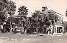 1946 RPPC Palms Hotel Apopka FL