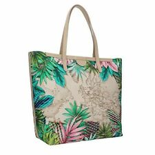 BORSA DONNA SHOPPING BAG JUNGLE ALVIERO MARTINI 1A CLASSE