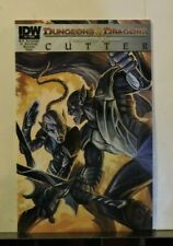 Dungeon & Dragons Cutter #1 April 2013