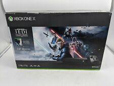 Open Box Microsoft Xbox One X 1TB HDD - CL2695