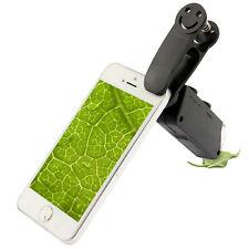 nh Microscopio universale lente aggiuntiva smartphone tablet ingrandimenti 100x