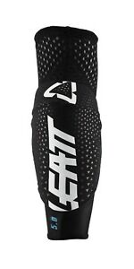 Leatt 3DF 5.0 Elbow Soft Guard Protection Vent ATV Moto Off Road Riding Cycle