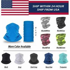 Cooling┃Neck Gaiter┃Neck Gaiter With Filter┃Face Cover Mask┃Bandana Scarf (2Pcs)