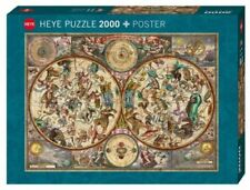 Puzzle Heye sul mappe
