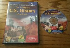 The Complete U.S. History Wookbook: 100 Activities for Middle School Students Pc