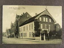 Neustadt am Rübenberge - Nülle`s Hotel - Hannover / AK 69