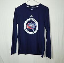 Columbus Blue Jackets NHL Hockey Jersey ADIDAS Size Youth Large Boys Clothing