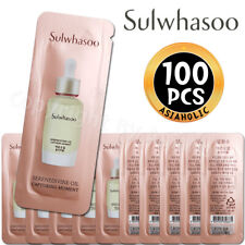 Sulwhasoo Serenedivine Oil Capturing Moment 1ml x 100pcs (100ml) Newist Version
