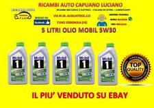 OLIO PER AUTO/MOTORE MOBIL 1 ESP FORMULA 5W-30 5 LITRI