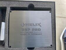 New listing Helix Dsp Pro Mk2 Plus Urc.3 Controller Audiotech Fischer Excellent