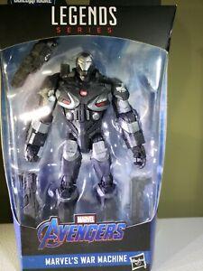 """Marvel Avengers: Endgame Marvel Legends Wave 2 """" War Machine"""" action figure"""