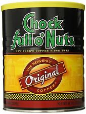Chock Full O Nuts Original Ground Coffee  48 oz. LIMITED TIME OFFER