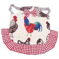 Poultry Hen Chicken Saddle Apron Feather Protector Wings Back Protect Jacket