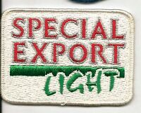 Special Export Light Beer driver patch 2-5/8 X 3-1/2