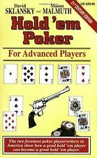 Hold'em Poker: For Advanced Players (Advance Player) von... | Buch | Zustand gut