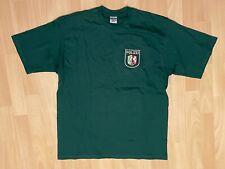 Polizei NRW T-Shirt Gr.L grün inaktiv
