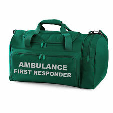 First Responder, First Aider, Medic, Paramedic Holdall Carry Kit Bag