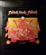 Black Sabbath Sabbath Bloody Sabbath  LP  Never Played Open