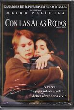 CON LAS ALAS ROTAS (Broken Wings) (2002) NEW DVD