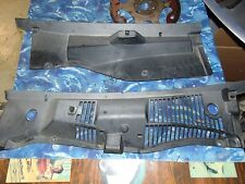 2006 Saturn VUE Left AND RIGHT Windshield Wiper Cowl Vent Panels